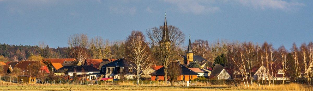 Evangelisch-Lutherische Kirchengemeinden Strelitzer Land · Kiefernheide · Kratzeburg