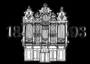 Grüneberg-Orgel Zeichnung